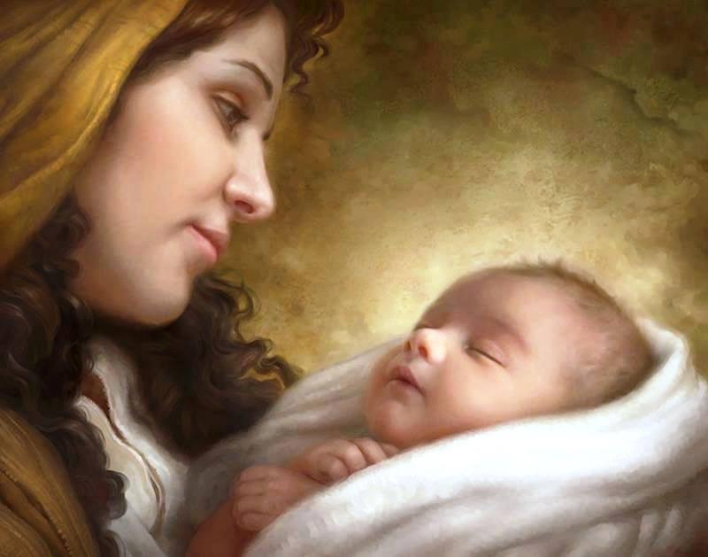 Świętej Bożej Rodzicielki Maryi – 1 stycznia