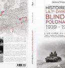 Nowa książka w języku francuskim na temat historii 1. Polskiej Dywizji pancernej gen. Stanisława Maczka: Odyseja Feniksa