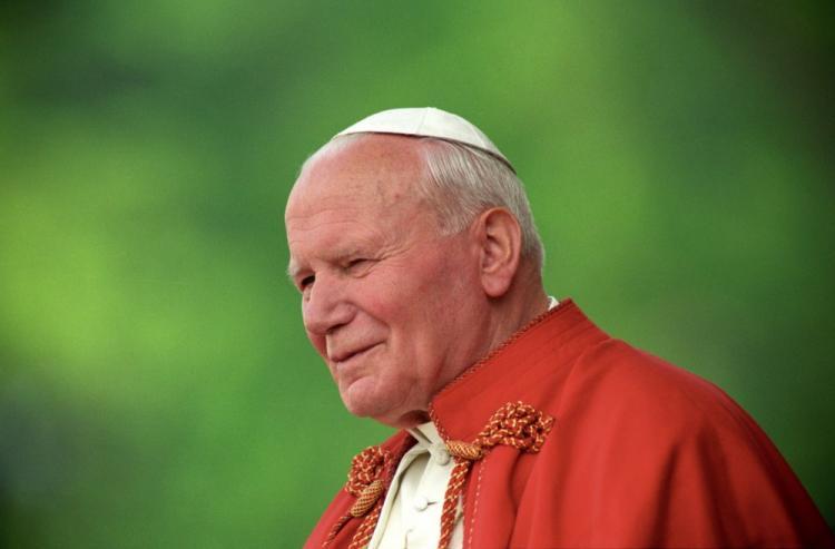 Konkurs w Polskiej Wspólnocie Katolickiej z okazji 100-tnej rocznicy urodzin Św. Jana Pawła II