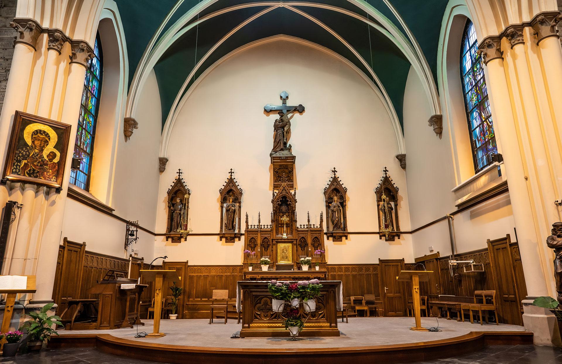 Zapraszamy na Mszę świętą online 28 lutego o godz. 09.30